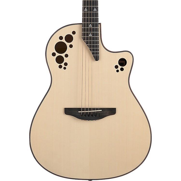 OvationEdge Series American 2019 California SR-1 Acoustic-Electric GuitarNatural