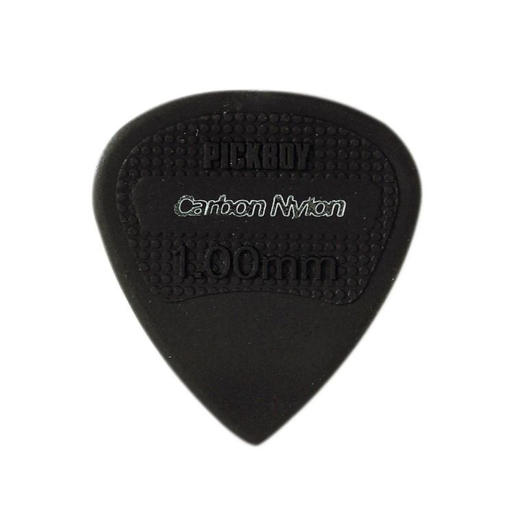 Pick BoyEdge, Sharp Tip, Carbon/Nylon Guitar Picks (10-pack)1.0 mm