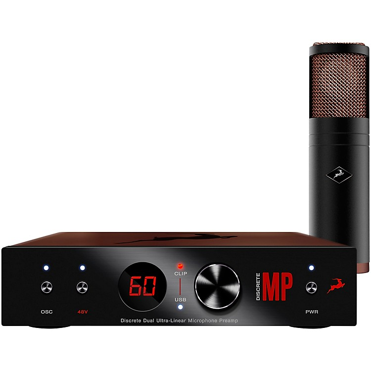 Antelope AudioEdge Strip Preamp and Microphone Package