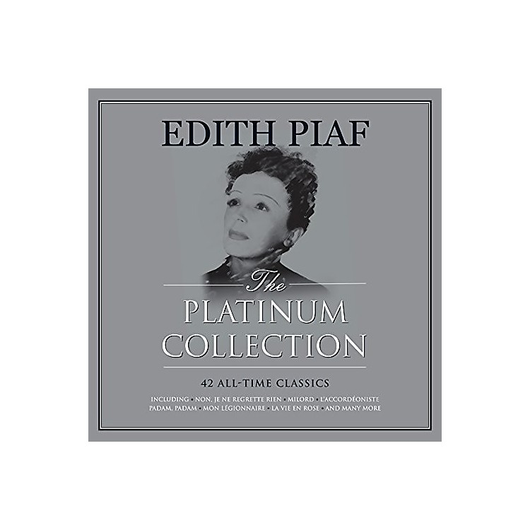 Alliance Edith Piaf - Platinum Collection