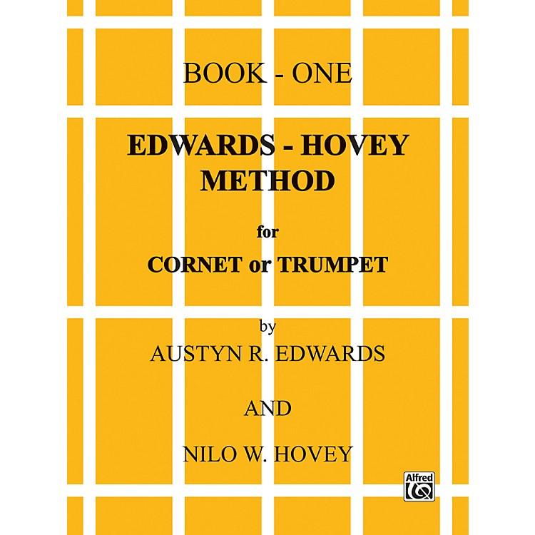 AlfredEdwards-Hovey Method for Cornet or Trumpet Book I