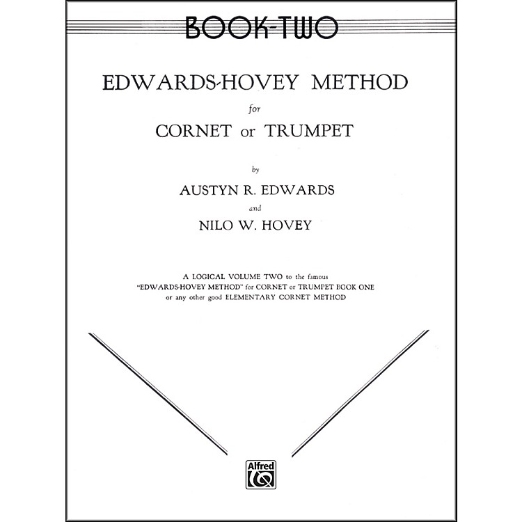 AlfredEdwards-Hovey Method for Cornet or Trumpet Book II