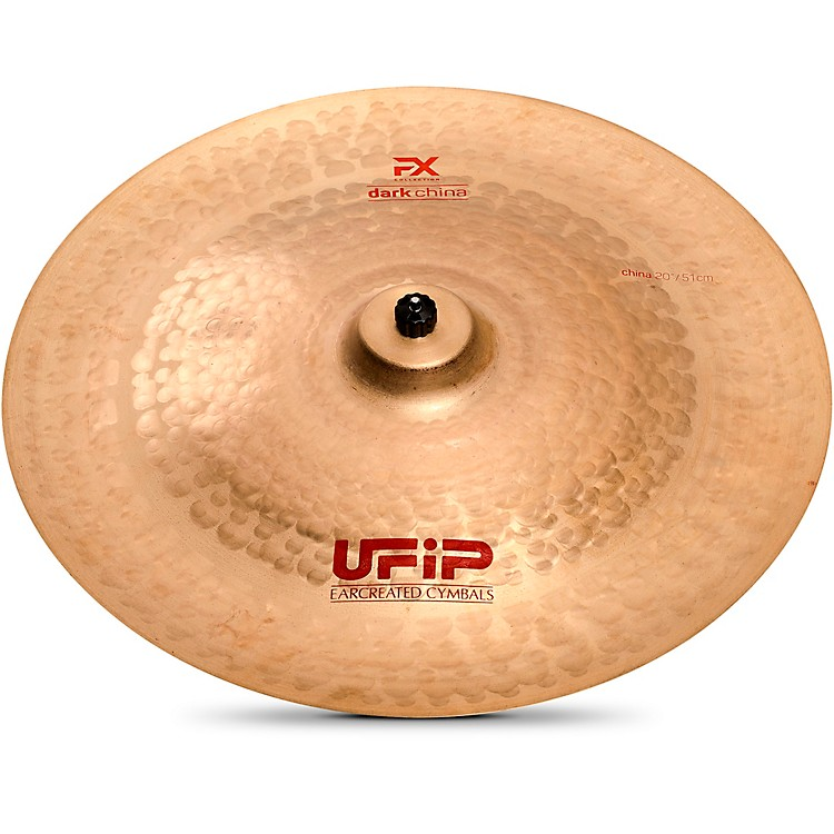 UFIPEffects Series Dark China Cymbal20 in.