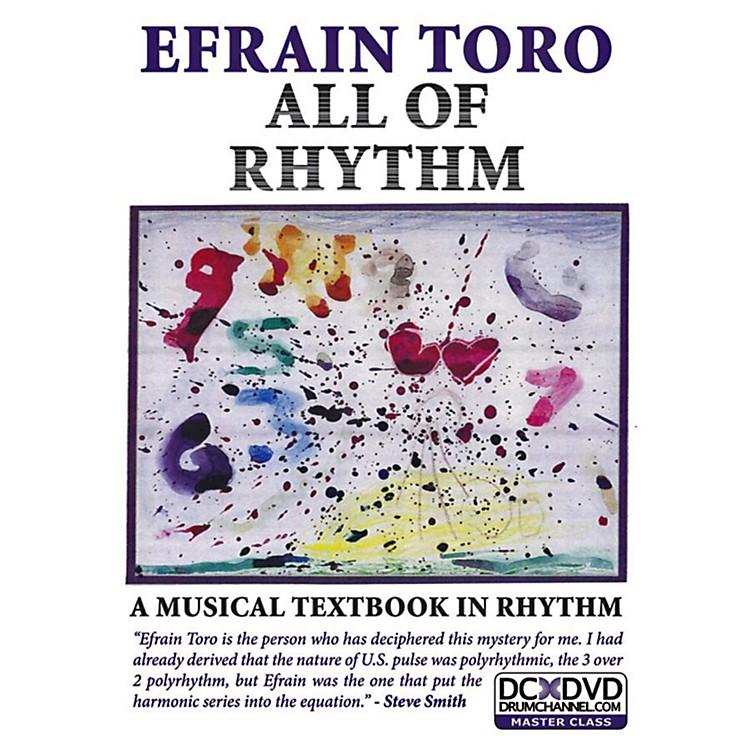 AlfredEfrain Toro - All of Rhythm DVD