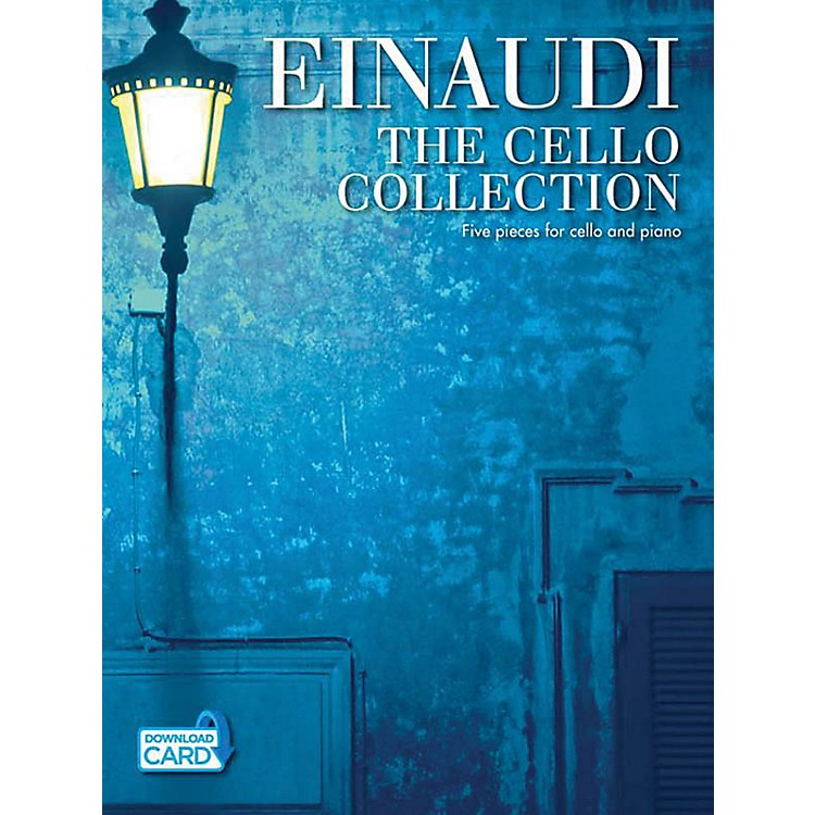 Chester MusicEinaudi - The Cello Collection (Book with Online Audio) Music Sales America Series Softcover Audio Online