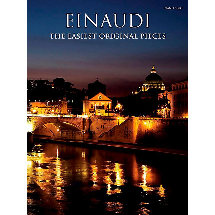 Hal LeonardEinaudi - The Easiest Original Pieces for Piano Solo