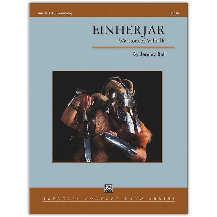 AlfredEinherjar Conductor Score 3.5 (Medium)