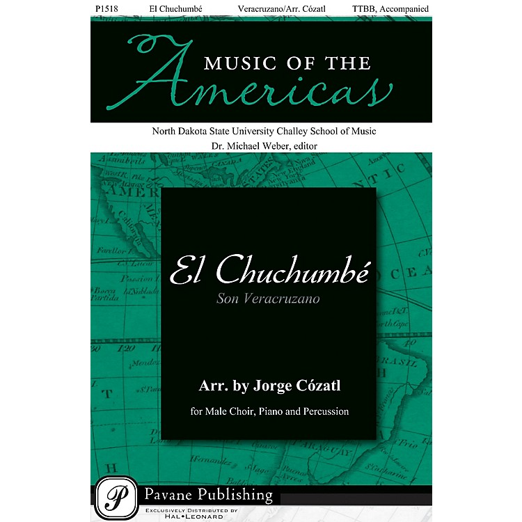 PavaneEl Chuchumbé TTBB arranged by Jorge Cozati