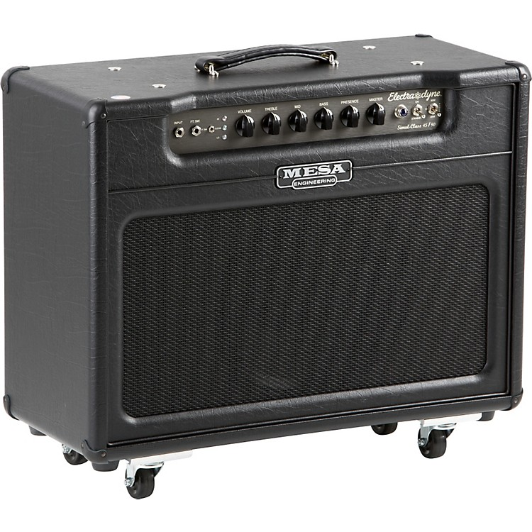 Mesa BoogieElectra Dyne 90W 1x12 Tube Guitar Combo AmpBlack