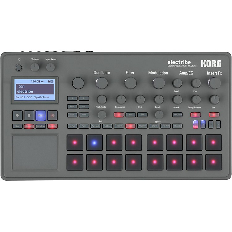 Korg Electribe Music Production Station Gray