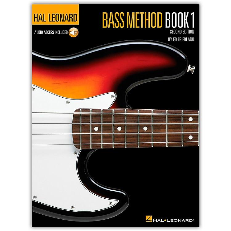Hal LeonardElectric Bass Method Book I (Book/Online Audio)