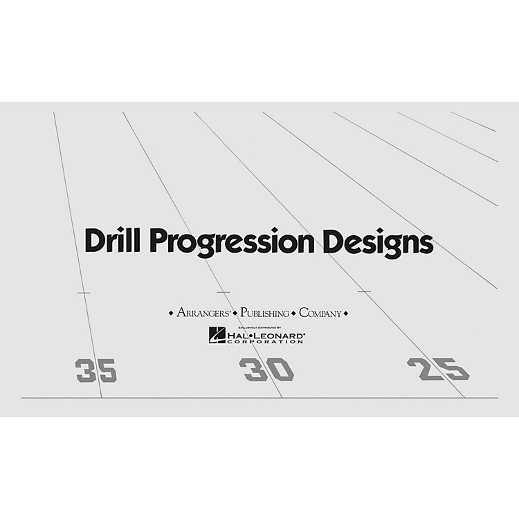 ArrangersElectric Domino (Drill Design 50) Marching Band Level 2.5 Arranged by Glen Carter