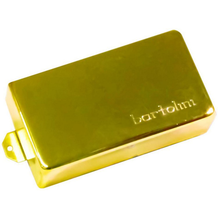 Bartolini Electric Guitar 6-String PAF Jazz/Rock Humbucker Dual Coil Neck Pickup Nickel Gold