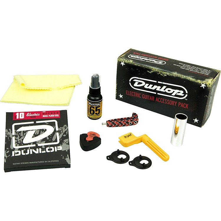 DunlopElectric Guitar Accessory Pack