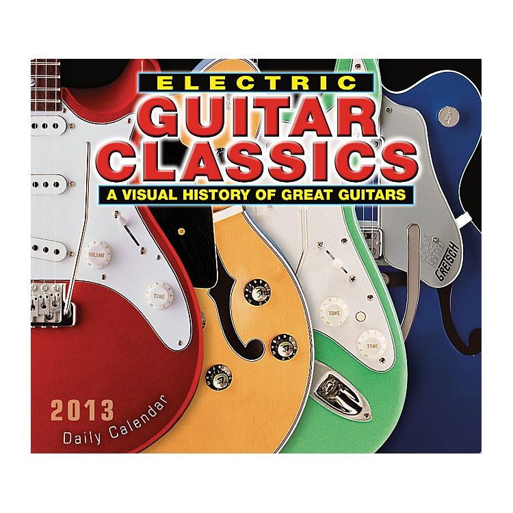 Hal LeonardElectric Guitar Classics 2013 Boxed Daily Calendar