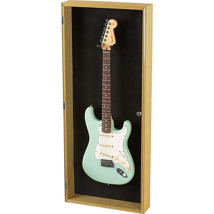 Musician's GearElectric Guitar Display CaseTweed