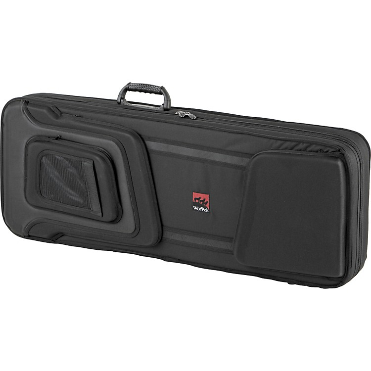 WolfPak Electric Guitar Polyfoam Case