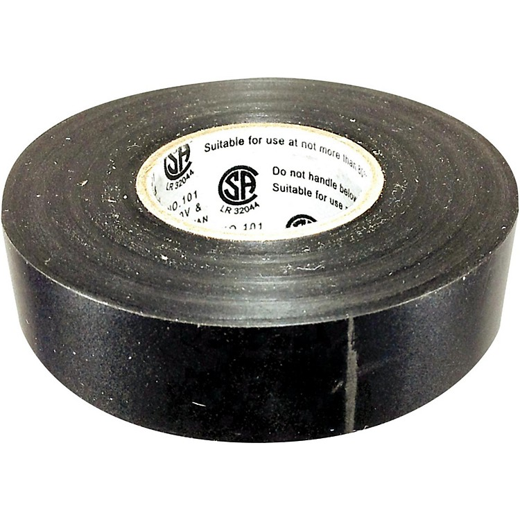American Recorder Technologies Electrical Tape 3/4 In x 20 Yards Black