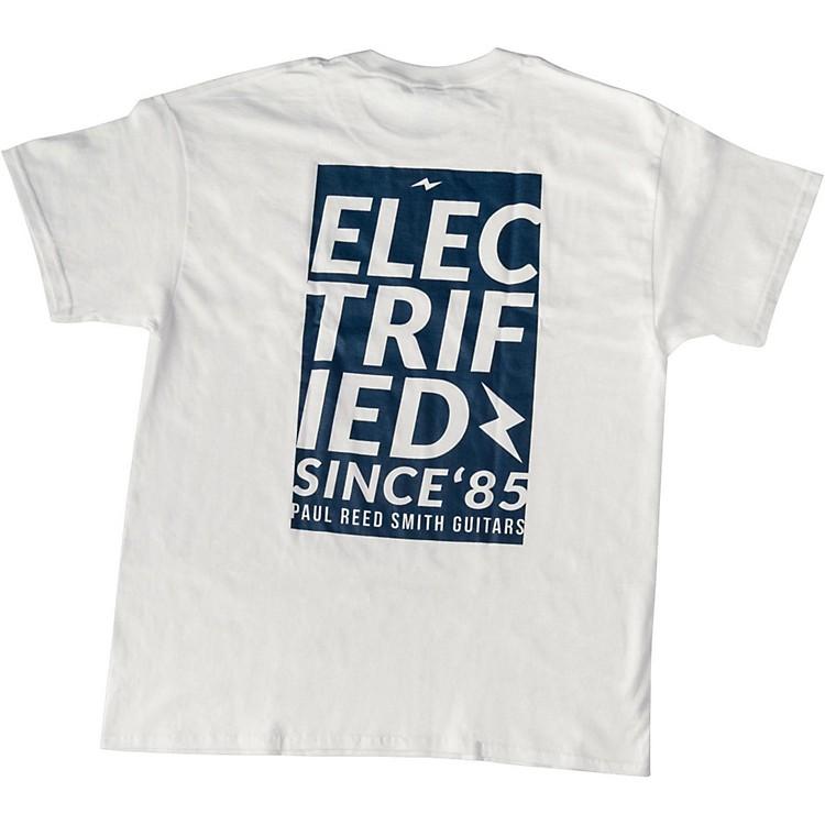 PRSElectrified T-ShirtSmallWhite