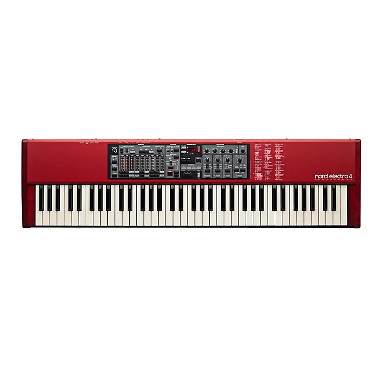 NordElectro 4 HP 73-Key Keyboard