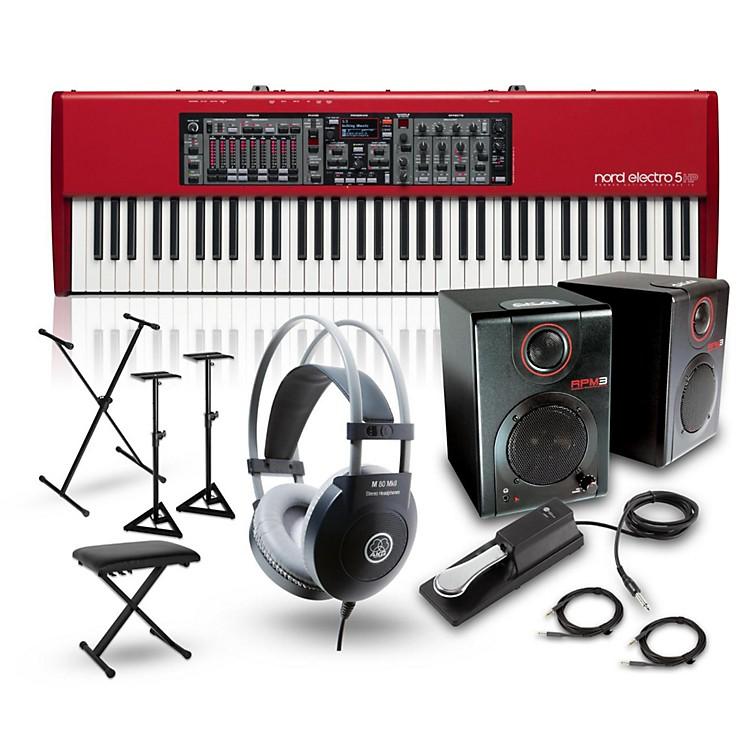 NordElectro 5 HP Keyboard Package
