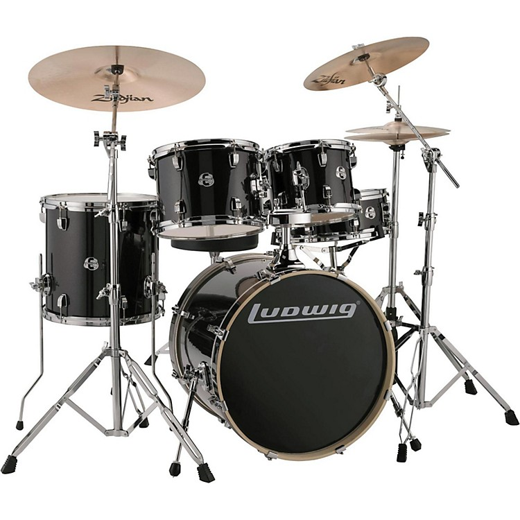 Ludwig Element Evolution 5-piece Drum Set with 20
