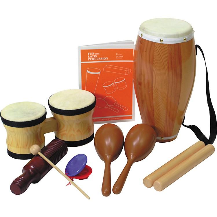 Rhythm BandElementary Latin Rhythm Set