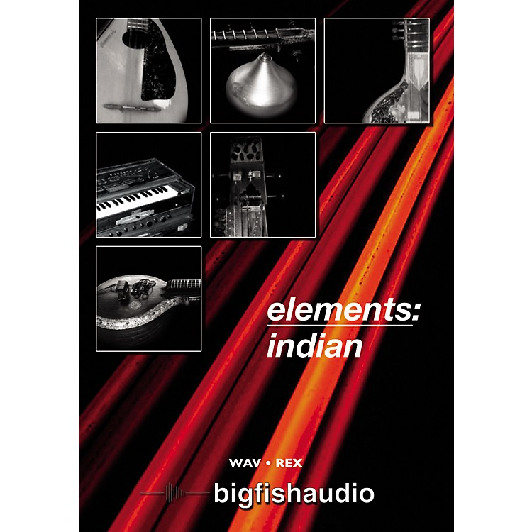 Big FishElements: Indian Audio Loops