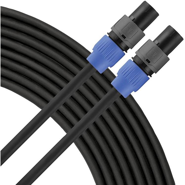 LivewireElite 12g Speaker Cable Speakon to Speakon25 ft.Black