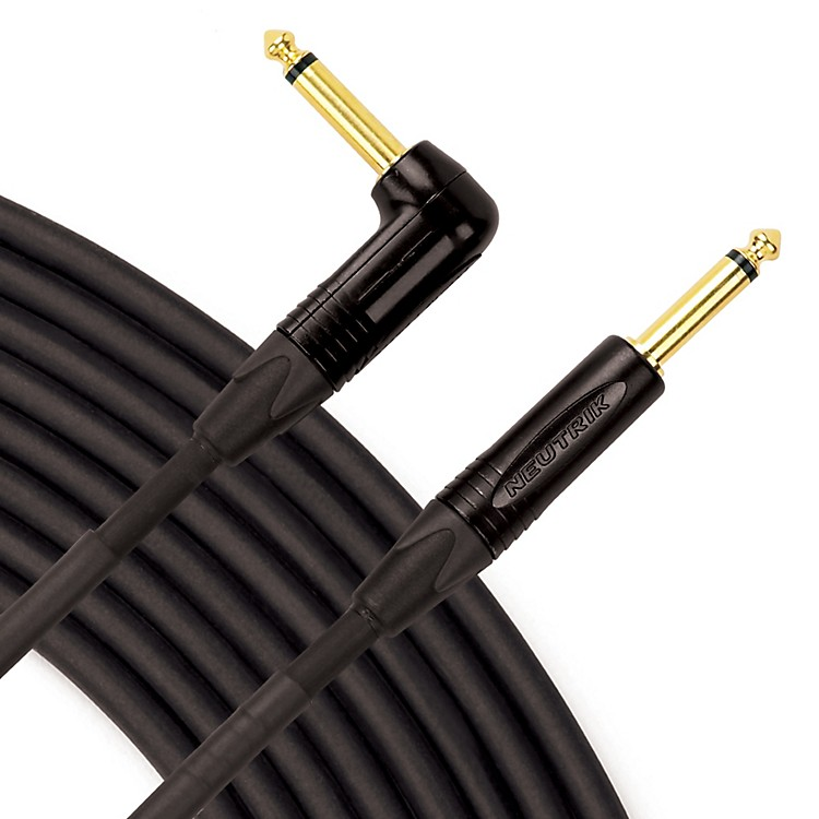 LivewireElite Angle-Straight Instrument Cable18.5 ft.