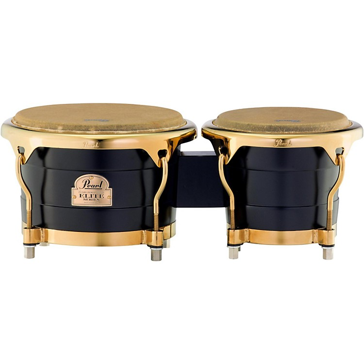 Pearl Elite Bongos, Thai Oak 7 in. and 8 in.
