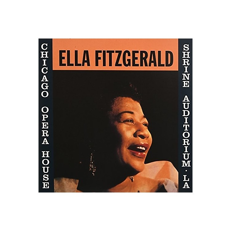 AllianceElla Fitzgerald - At The Opera House