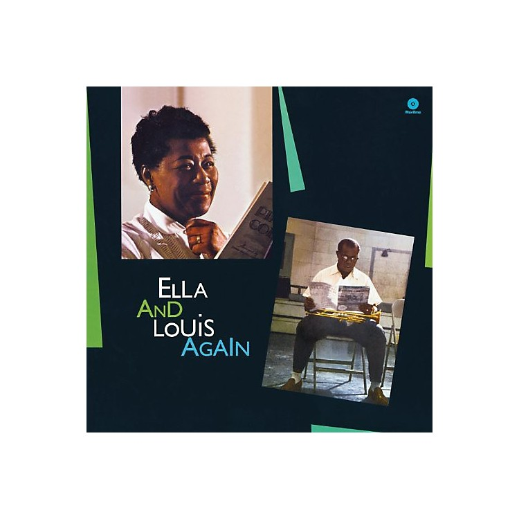 AllianceElla Fitzgerald - Ella & Louis Again