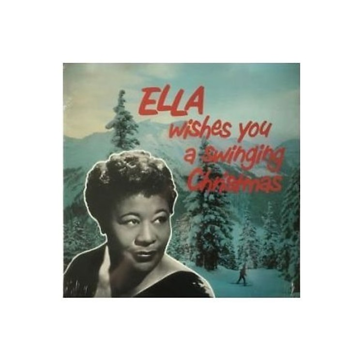 Alliance Ella Fitzgerald - Ella Wishes You A Swinging Christmas