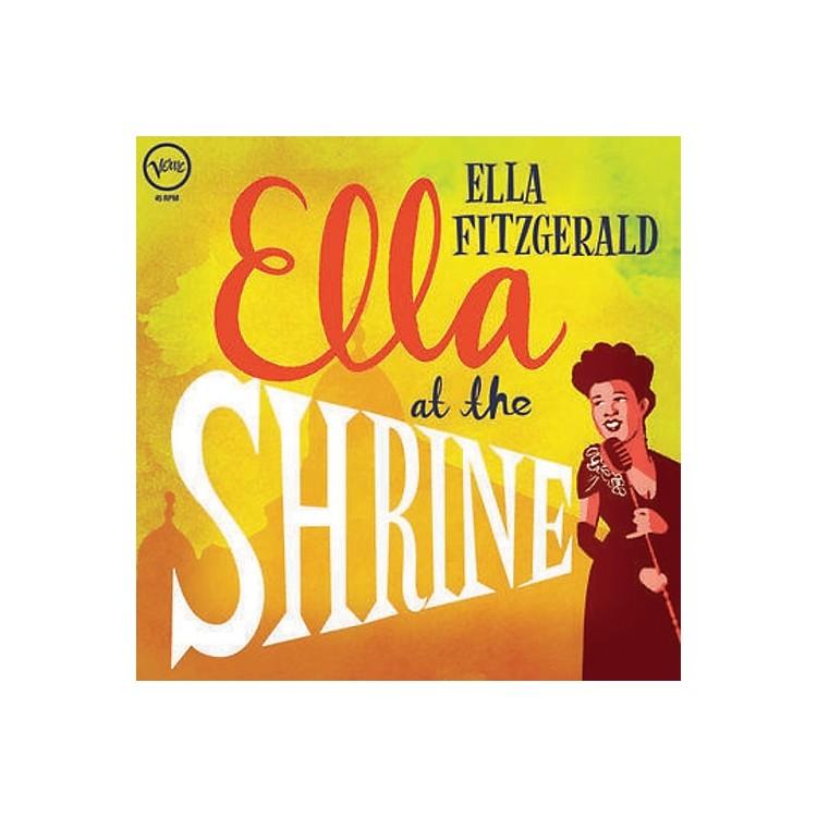 AllianceElla Fitzgerald - Ella at the Shrine