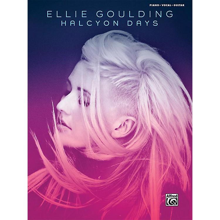 AlfredEllie Goulding - Halcyon Days P/V/C Book