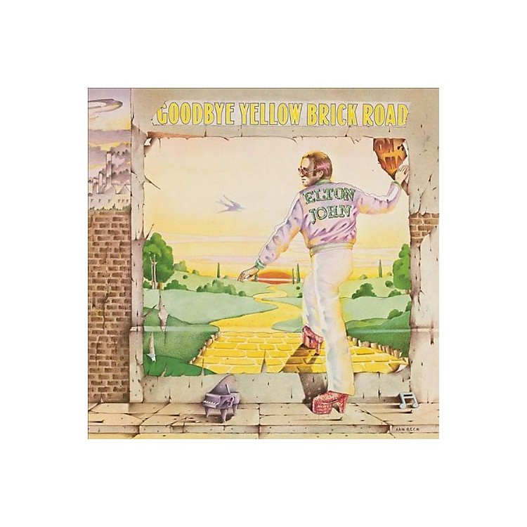 AllianceElton John - Goodbye Yellow Brick Road
