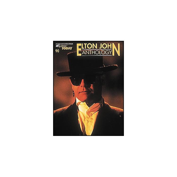 Hal LeonardElton John Anthology E-Z Play 90