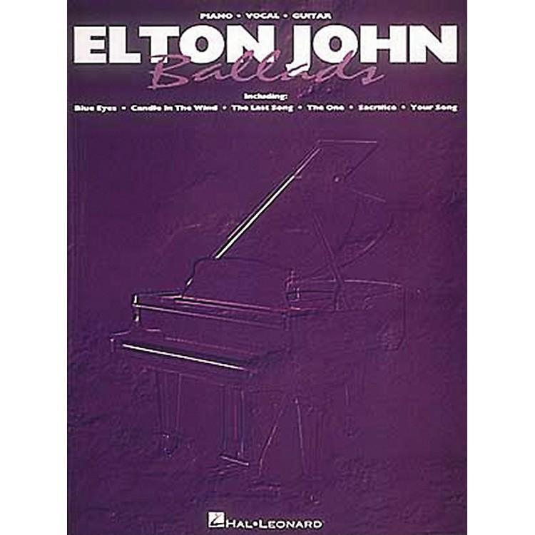 Hal LeonardElton John Ballads Piano, Vocal, Guitar Songbook