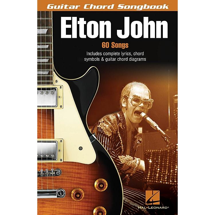 Hal LeonardElton John (Guitar Chord Songbook) Guitar Chord Songbook Series Performed by Elton John