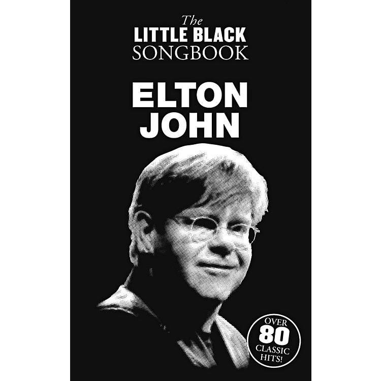Music SalesElton John The Little Black Songbook