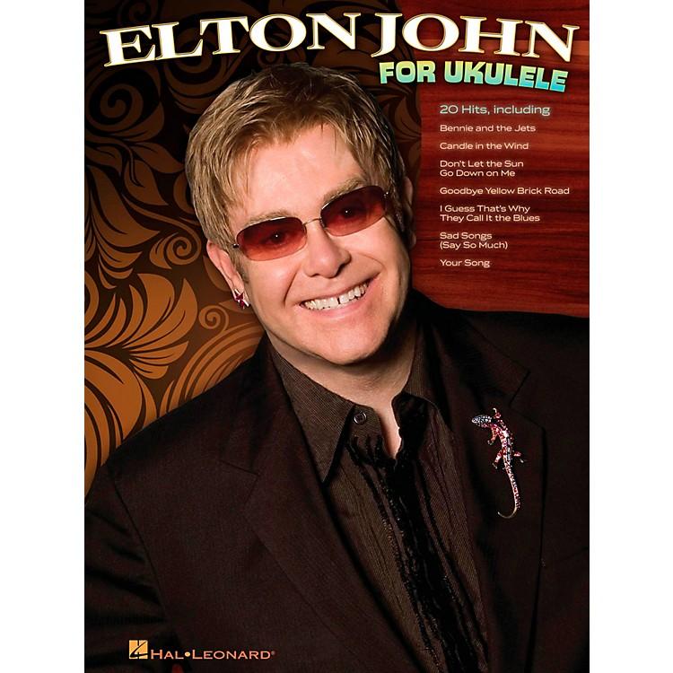 Hal LeonardElton John for Ukulele