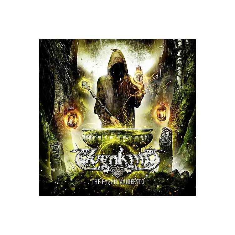 AllianceElvenking - The Pagan Manifesto (white Vinyl)