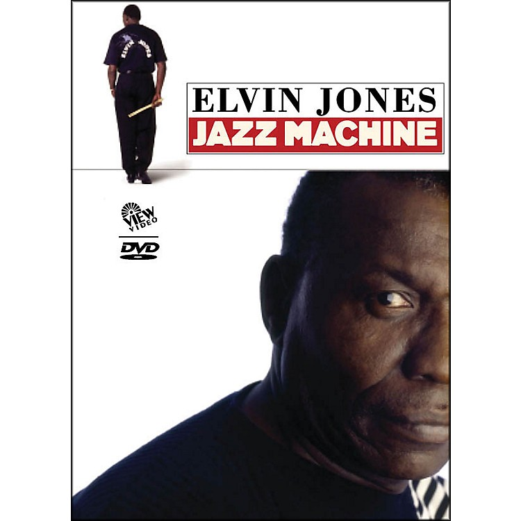 Hal LeonardElvin Jones: Jazz Machine DVD