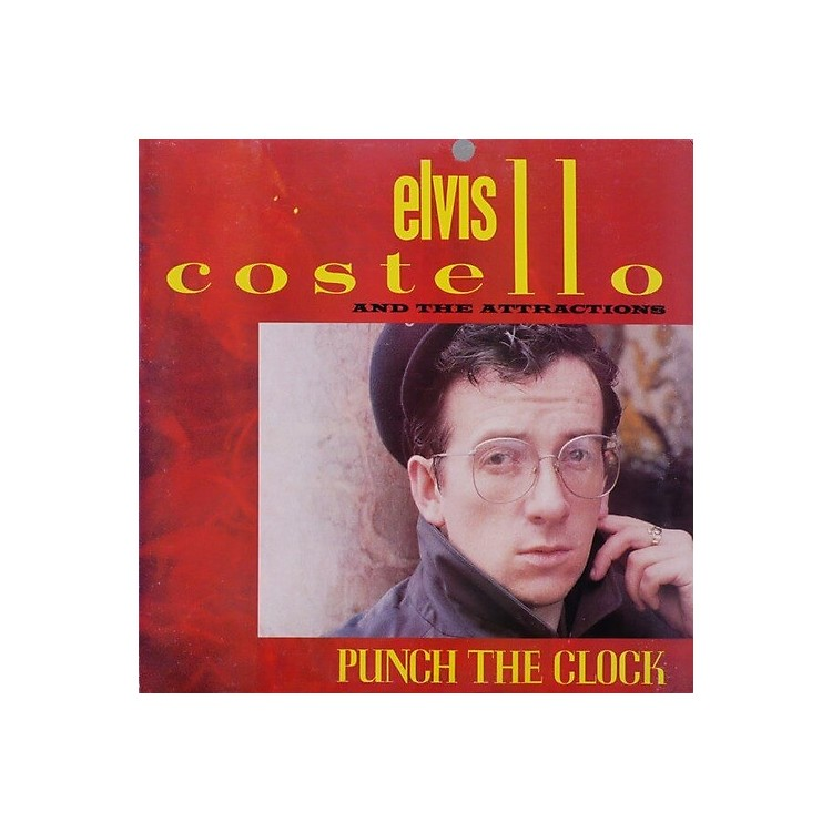 Alliance Elvis Costello - Punch the Clock