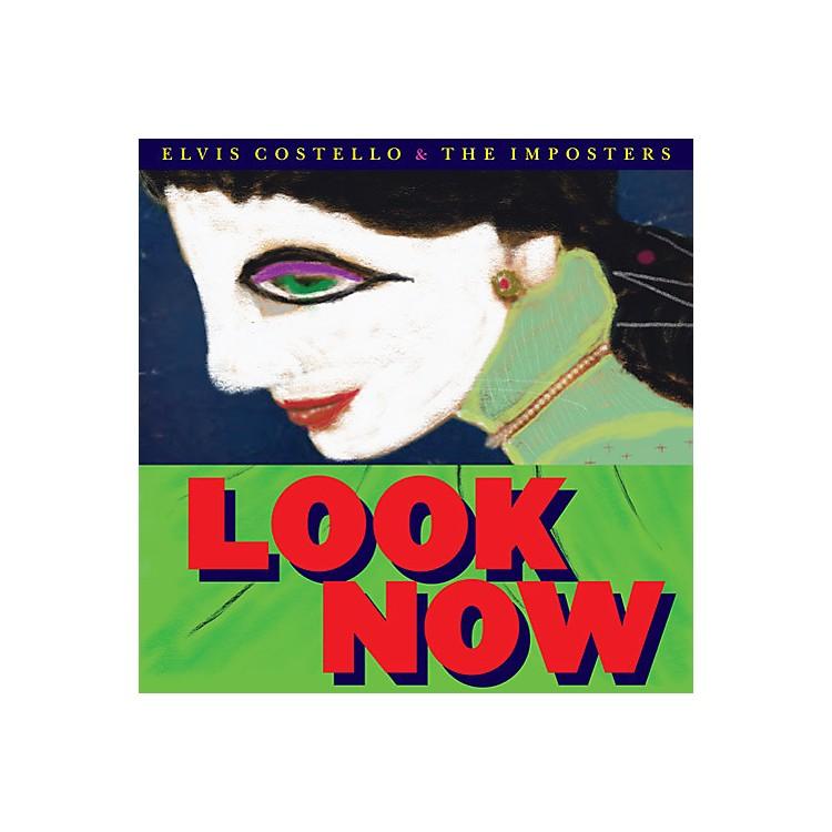 AllianceElvis Costello & The Imposters - Look Now