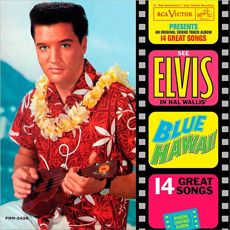 REDElvis Presley - Blue Hawaii