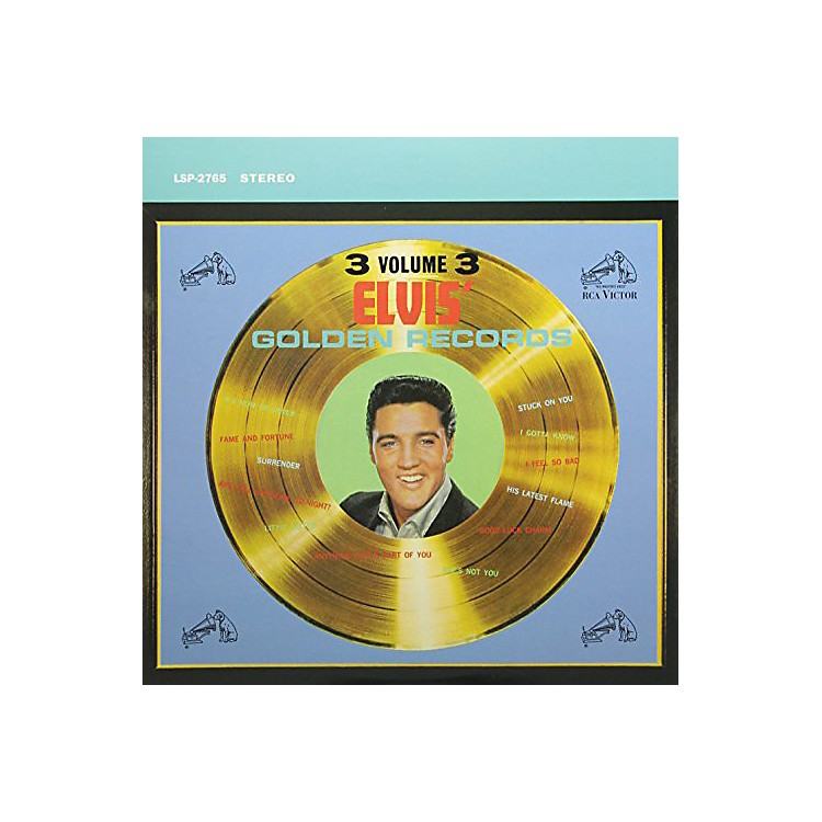 Alliance Elvis Presley - Elvis Golden Records Vol. 3