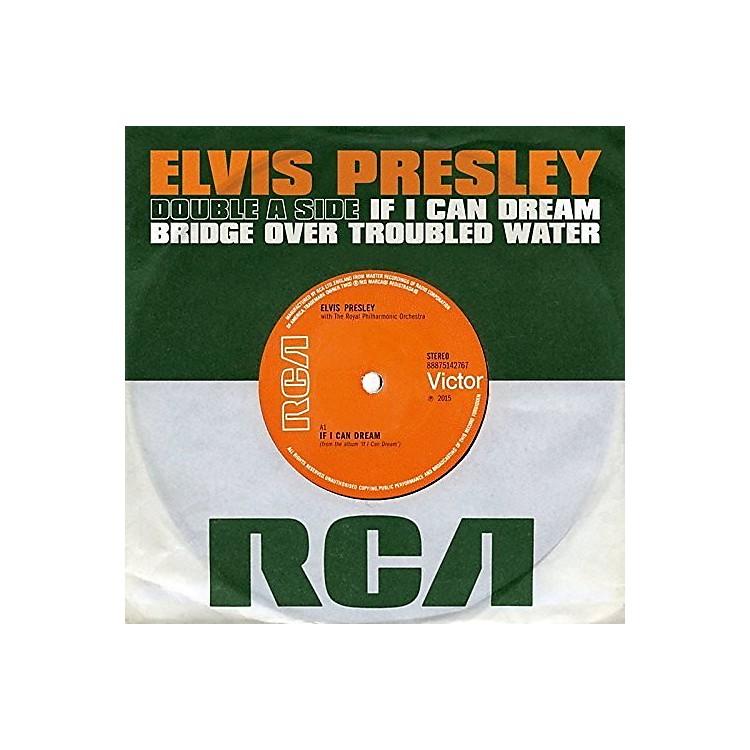 AllianceElvis Presley - If I Can Dream / Bridge Over Troubled Water
