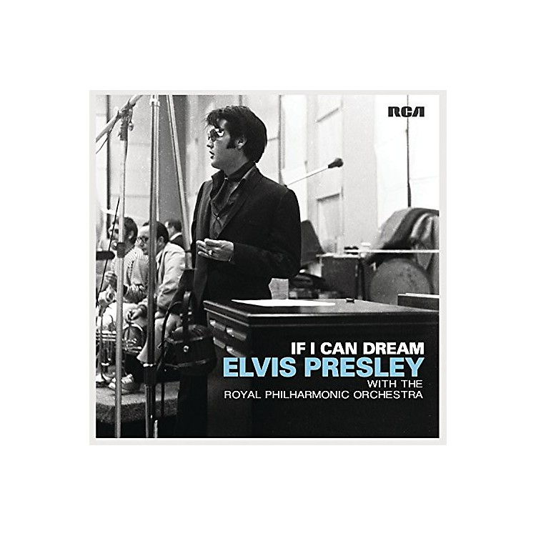 Alliance Elvis Presley - If I Can Dream: Elvis Presley with Royal Philharmonic Orchestra (CD)